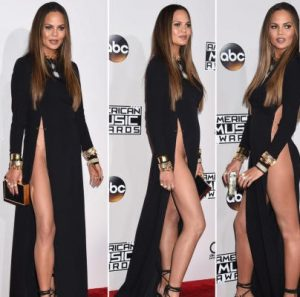 american-music-awards-chrissy-teigen-versione-ose