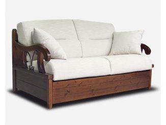 divani letto in legno
