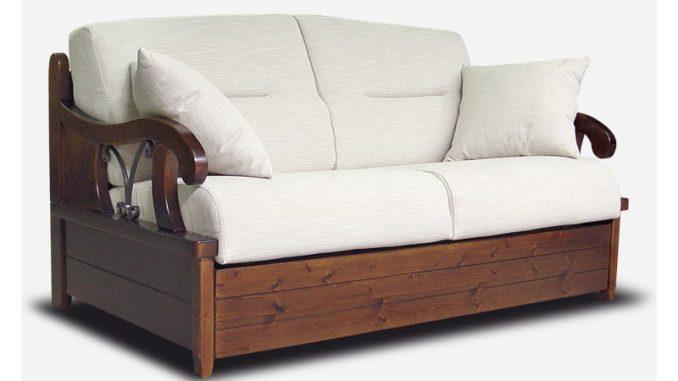 Divani letto in legno dove trovare la buona qualit a for Divani prezzi convenienti